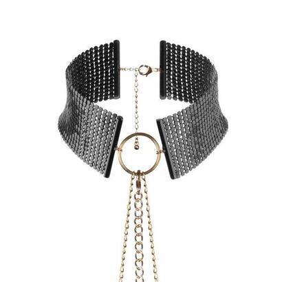 desir-metallique-collar-metalico-negro