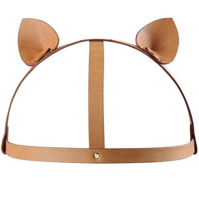 bijoux-indiscrets-maze-accesorio-con-orejas-de-gato-marron