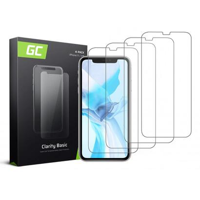 4x-proteccion-de-pantalla-gc-clarity-para-iphone-11-xr
