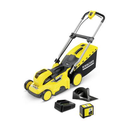 karcher-lmo-36-40-battery-push-lawn-mower-blackyellow