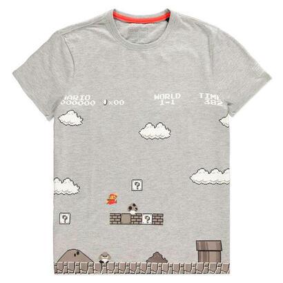 camiseta-8-bit-super-mario-bros-nintendo