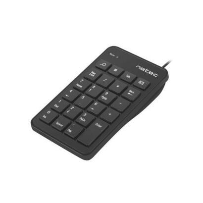 natec-goby-usb-teclado-numerico-black