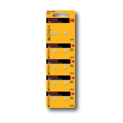 kodak-pila-boton-alcalina-ag2-lr59-blister10