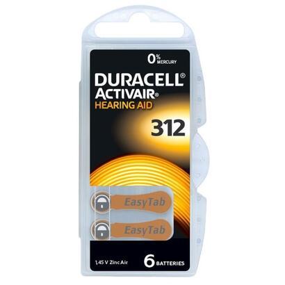 duracell-pila-audiofono-da312-145v-activair-0mg-blister6