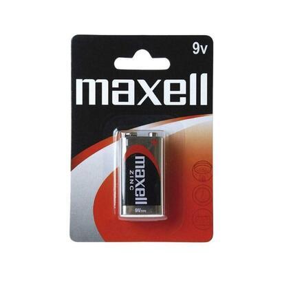 maxell-pila-salina-manganeso-9v-6f22-blister1-caja-20-unidades