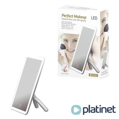 platinet-espejo-cosmetico-lampara-led-3w-pmly6w-blanco