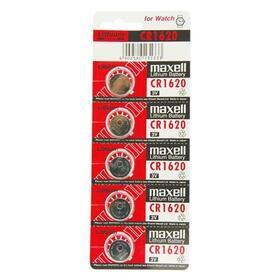 maxell-pila-boton-litio-cr1620-3v-blister5