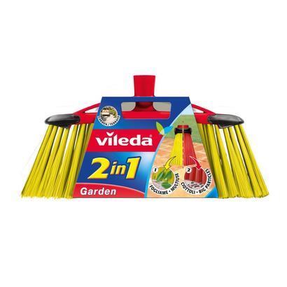 cepillo-vileda-112091-exterior-negro-rojo-amarillo-cerdas-suaves-duras-frp-plastico-reforzado-con-fibra-tereftalato-de-polietile
