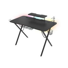 genesis-holm-300-rgb-mesa-gaming-negra