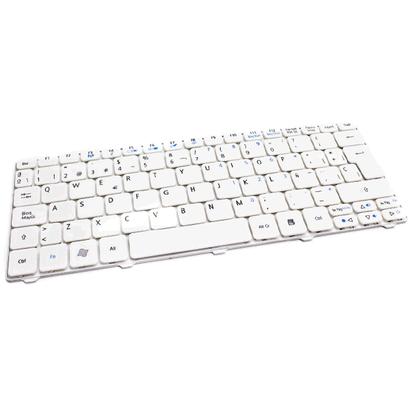 teclado-acer-aspire-one-d260-532h-d255-blanco