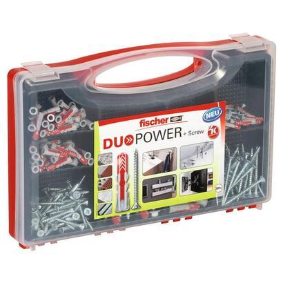 red-box-duopower-schrauben-dubel