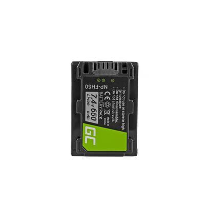 bateria-green-cell-np-fh50-para-camara-sony-dcr-hc45-dcr-sr300e-dcr-sr70-dcr-sx50e-74v-650mah