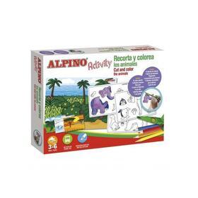pack-alpino-recorta-y-colorea-los-animales-12lapices-colores-1-tijera-1pegamento-4escenarios-decorar-6lam-recortables-