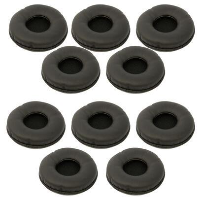 jabra-14101-37-almohadilla-para-auriculares-negro-polipiel-10-piezas