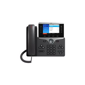 ocasion-cisco-ip-phone-8851-voip-phone-sip-rtcp-rtp-srtp-sdp-5-lines-charcoal-refurbished