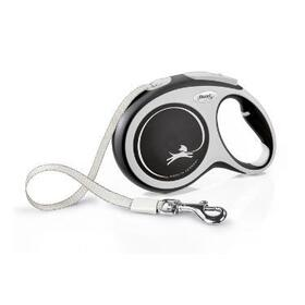 flexi-new-comfort-l-tape-8-m-black-dog-retractable-lead