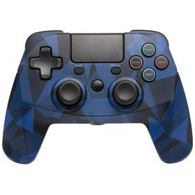 snakebyte-4-s-gamepad-inalambrico-ps4-ps3-analogico-digital-bluetooth-usb-azul-camuflaje