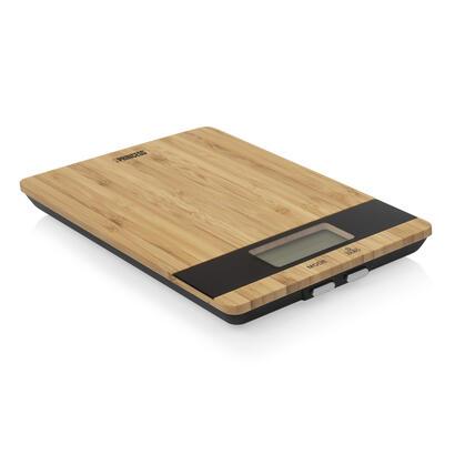 bascula-de-cocina-electronica-princess-4492944-hasta-5kg-bambu