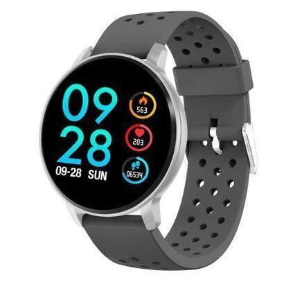reacondicionado-smartwatch-denver-170-gris