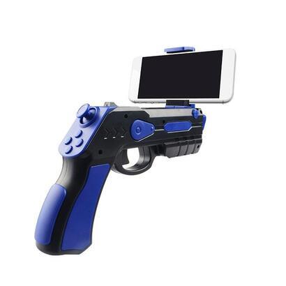 omega-pistola-bluetooth-gaming-negroazul