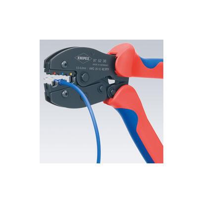 alicates-para-engarzar-knipex-preciforce-220-mm-paquete-de-autoservicio