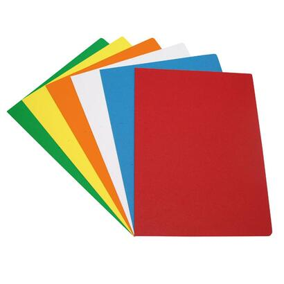 grafoplas-pack-50-subcarpetas-a4-cartulina-240g-amarillo