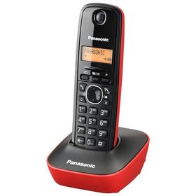telefono-inalambrico-dect-panasonic-kx-tg1611-negrorojo-identificacion-llamadas-agenda-50-entradas-pantalla-lcd-317cm-ambar