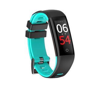 leotec-pulsera-fashion-health-cyan-pantalla-color-24cm-bt40-pulsometro-dinamico-notificaciones-bat-105mah-resistente-al-agua-ip6