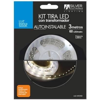 kit-tira-led-silver-sanz-240350-3m-48w-m-5000k