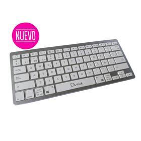 l-link-teclado-bluetooth-ultra-slim-blanco-y-plata-ll-kb-6110