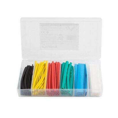 100-tubos-termorretractiles-multicolor-lanberg-org01-st100mc-100mm-longitud-diametros-15-13mm