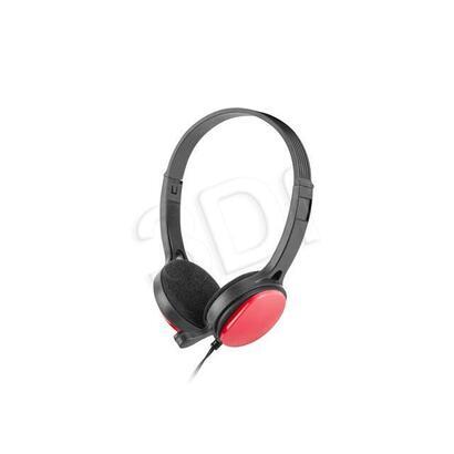 ugo-auricular-microfono-diadema-rojo