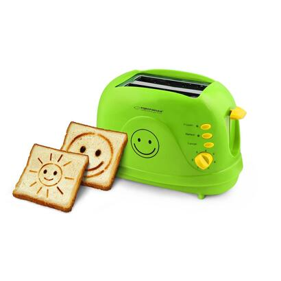 toaster-esperanza-smiley-ekt003-750w-blue-color