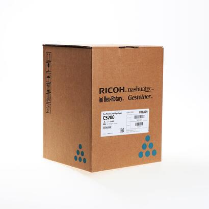 ricoh-pro-print-cartridge-cyan-c5200
