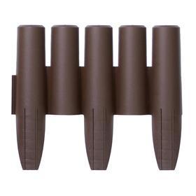 prosperplast-palisade-jardin-marron-oscuro-270cm