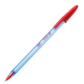 bic-boligrafo-bic-cristal-soft-color-rojo-punta-12mm-918520