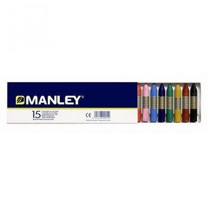 estuche-15-ceras-manley-colores-surtidos