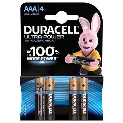 duracell-pilas-aaa-ultra-power-4pcs-alcalino-cilandrico-15-v-4-piezas-aaa-negro