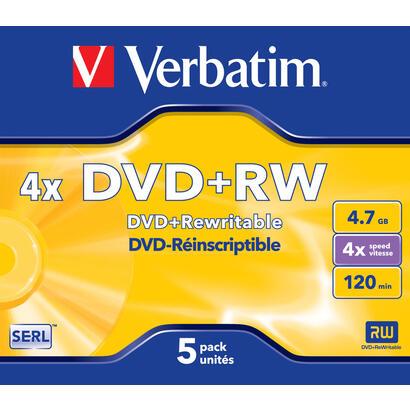 verbatim-dvdrw-4x-47gb-jewel-datalifeplus-pack-5-uds-43229-20