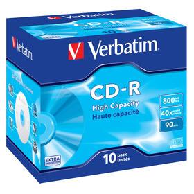 verbatim-cd-rom-datalife-40x-800mb-10-unidades-extra-proteccin