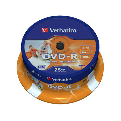 verbatim-dvd-r-printable-16x-470-gb-tarrina-25-43538-8