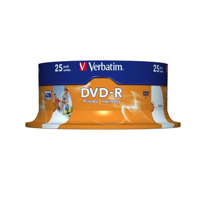 verbatim-dvd-r-printable-16x-470-gb-tarrina-25-43538-8