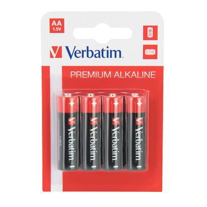 verbatim-pilas-lr064bp-aa-pack-4uds