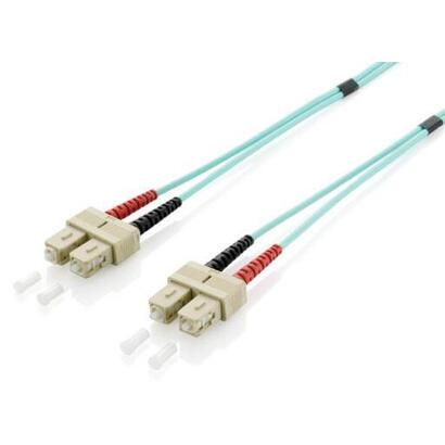 equip-cable-fibra-optica-om3-duplex-libre-halogenos-scsc-50125u-1m