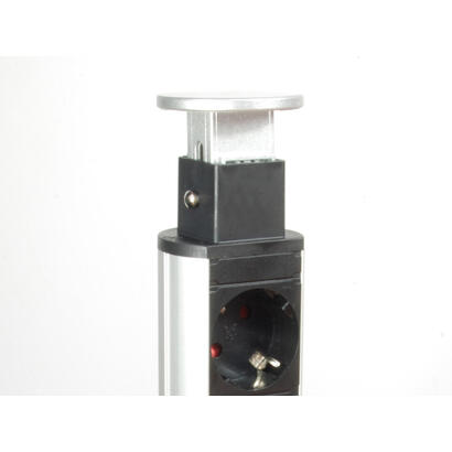 equip-regleta-pop-up-para-mesa-3-tomas-2-puertos-usb-con-interruptor-aluminio-diametro-60mm