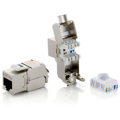 equip-kit-8-uds-conector-hembra-rj45-sftp-cat6a-keystone-tool-free