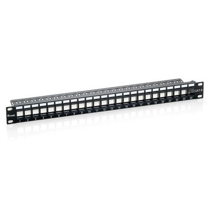 equip-patch-panel-vacio-cat6-24-puertos-keystone-1u