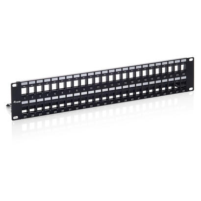 equip-patch-panel-vacio-cat6-48-puertos-keystone-2u