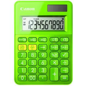 canon-ls-100k-calculadora-de-sobremesa-10-digitos-panel-solar-bateria-verde