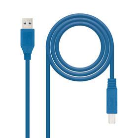 nanocable-cable-usb-30-impresora-tipo-am-bm-azul-20-m